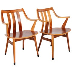 Pastoe Solid Arm-chairs