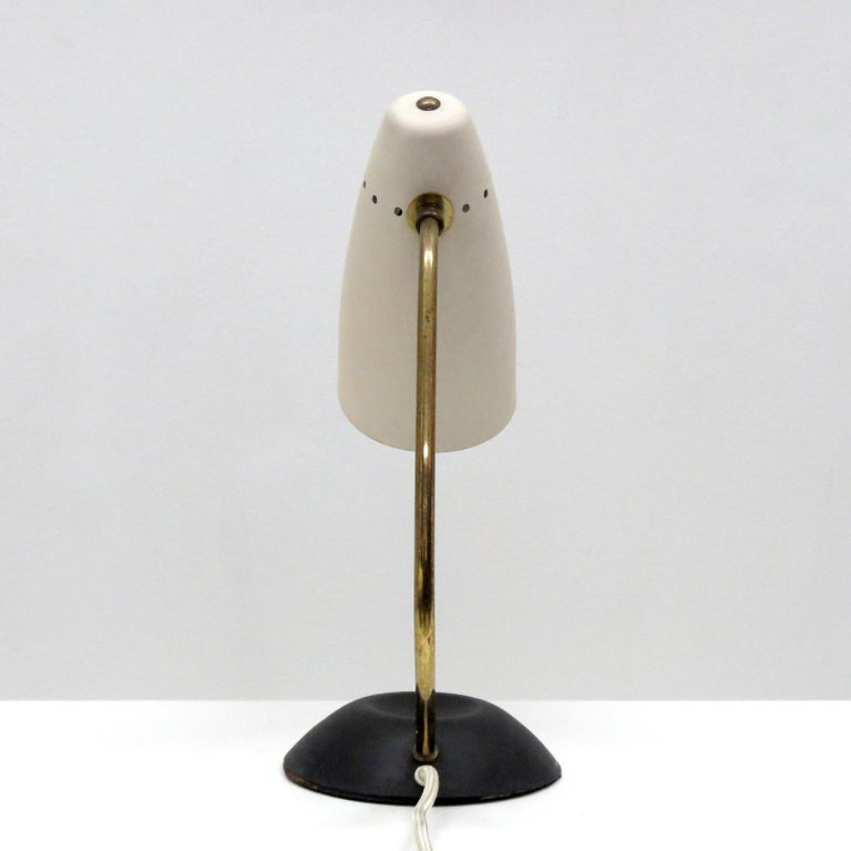 Mid-20th Century Scandinavian Table Lamp, 1950 For Sale