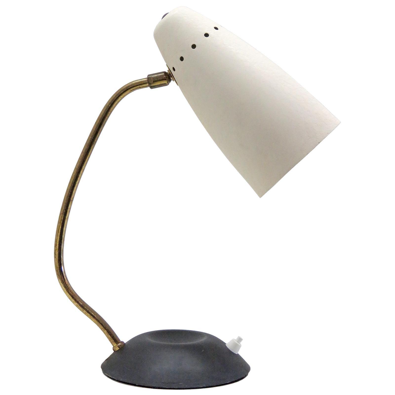 Scandinavian Table Lamp, 1950