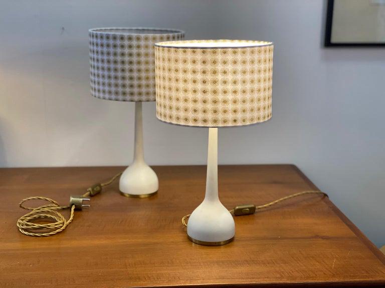 Scandinavian Table Lamps by Hans-Agne Jakobsson AB Markaryd, Sweden, 1960s For Sale 2