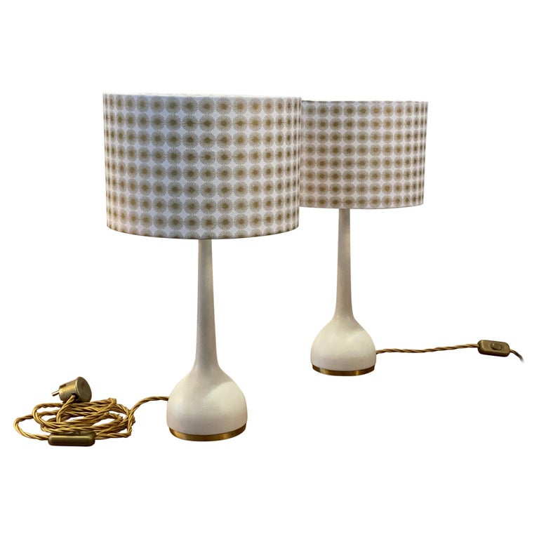 Scandinavian Table Lamps by Hans-Agne Jakobsson AB Markaryd, Sweden, 1960s For Sale
