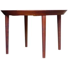 Scandinavian Teak Table from Ole Hald