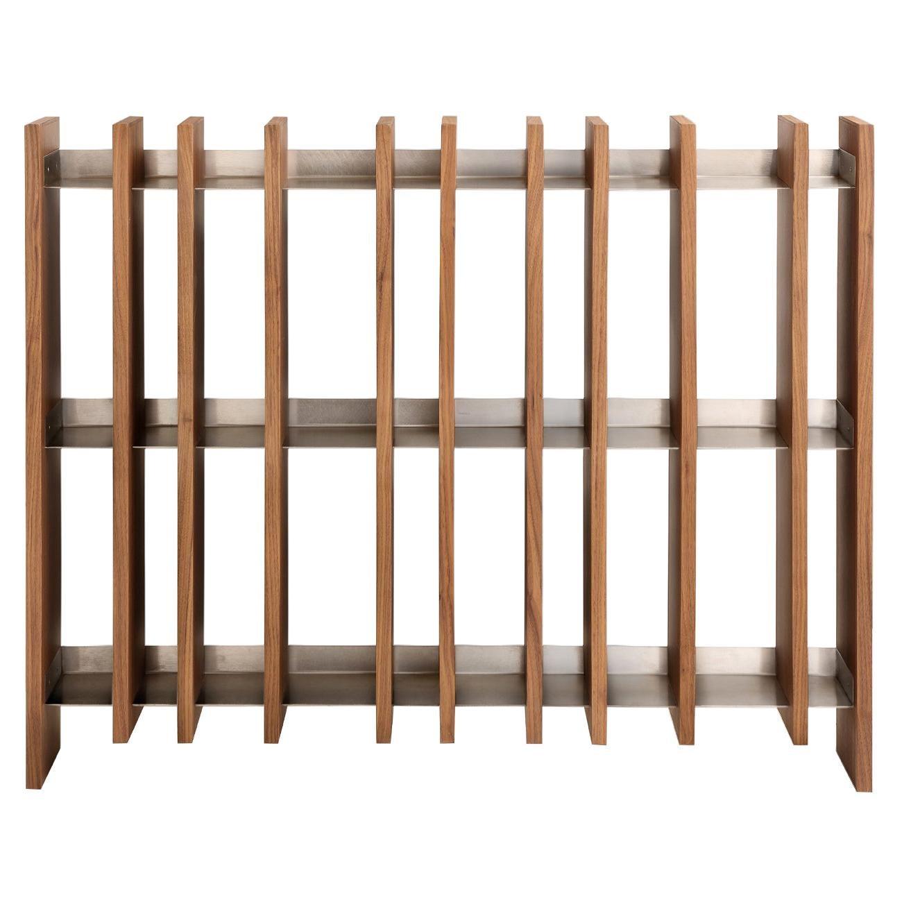 Scansia Horizontal Bookcase by Studiomartino5