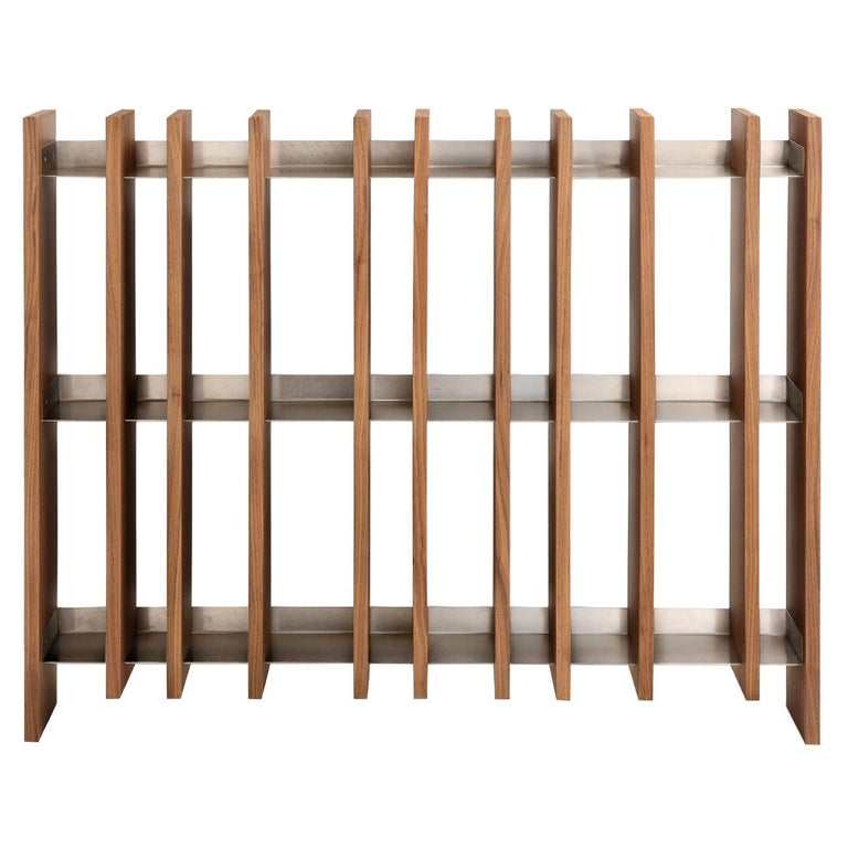 Scansia Horizontal Bookcase by Studiomartino5 For Sale