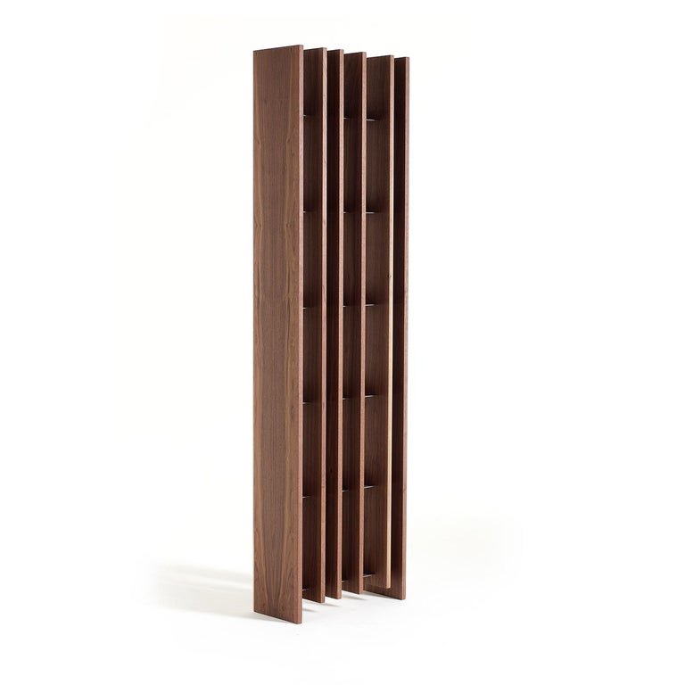 Modern Scansia Vertical Bookcase by Studiomartino5 For Sale
