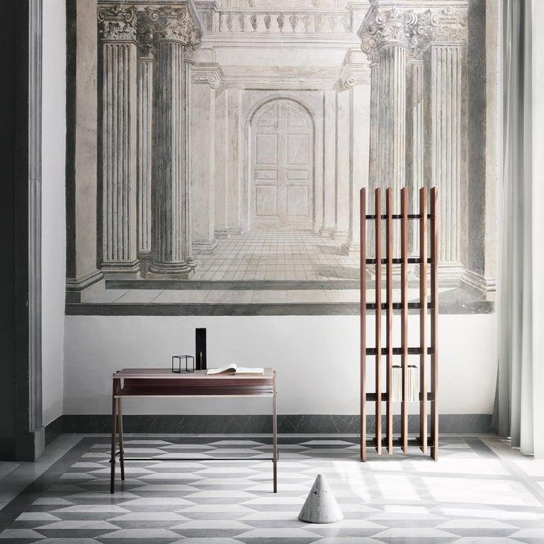 Italian Scansia Vertical Bookcase by Studiomartino5 For Sale