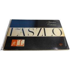 Scarce 1947 Paul Laszlo Catalog