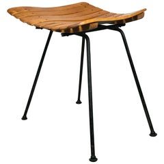 Mid Century Modern Stool or Chair by Arthur Umanoff for Shaver Howard