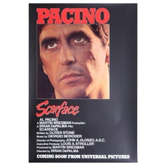 Scarface '1983' Poster