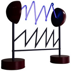 """Scarica Elettrica"" Table Lamp by Lapo Binazzi"