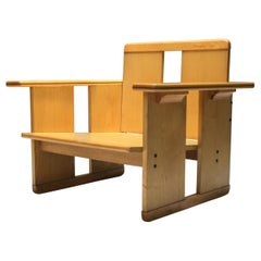 Scarpa Crate Chairs Maxalto