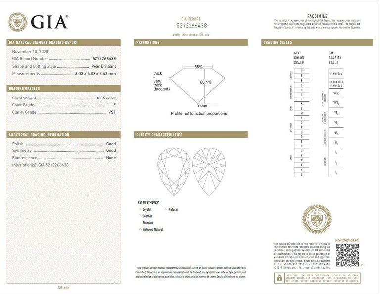 Scarselli 5 Plus Fancy Vivid Yellow Diamond Engagement Platinum Ring For Sale 4