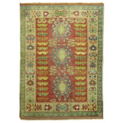 Scatter Size Turkish Rug