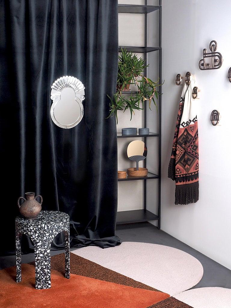 Modern Scena Rotonda Mirror by Nikolai Kotlarczyk for Portego For Sale