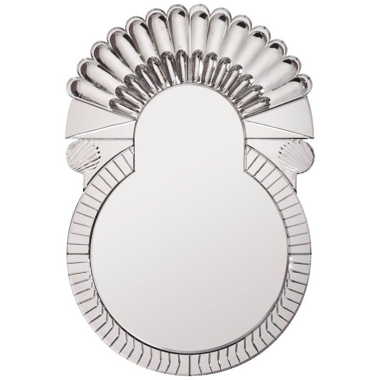 Scena Rotonda Mirror by Nikolai Kotlarczyk for Portego For Sale