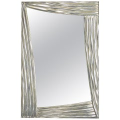 Scene Silver Mirror by Spini Firenze