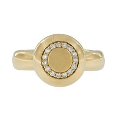 Scheffel, Schmuck Bubbles Collection 18 Karat Gold and Diamond Ring