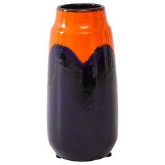 Scheurich Keramik Ceramic Glazed Vase