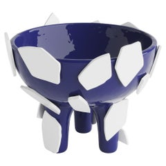 Schlemmer Ceramic Bowl, Special Edition of Bauhaus Style as Decorative Ceramic
