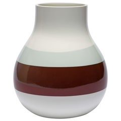 Scholten & Baijings 3.5 Vase in Porzellan, von Manufacture Nationale de Sèvres