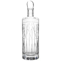 Scholten & Baijings Handmade Irish Crystal Decanter 'Elements' Series