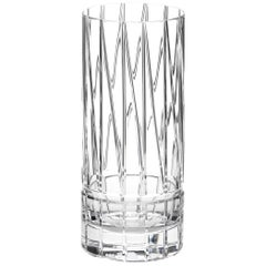 Scholten & Baijings Handmade Irish Crystal High Glass Elements Series Cut No. II