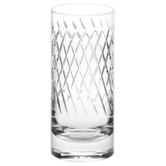 Scholten & Baijings Handmade Irish Crystal High Glass Elements Series CUT NO III