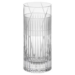 Scholten & Baijings Handmade Irish Crystal High Glass Elements Series CUT NO V