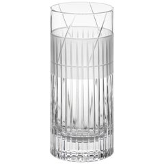 Scholten & Baijings Handmade Irish Crystal High Glass 'Elements' Series
