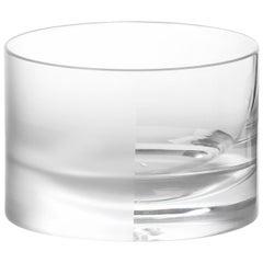 Scholten & Baijings Handmade Irish Crystal Low Glass Elements Series CUT NO III