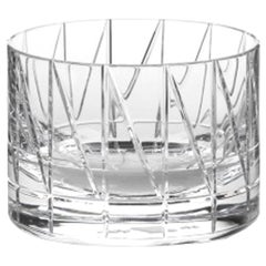 Scholten & Baijings Handmade Irish Crystal Low Glass 'Elements' Series