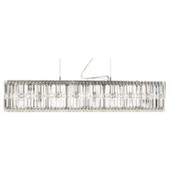 Schonbek Quantum Linear Suspension Island Light Fixture