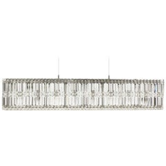 Schonbek Quantum Linear Suspension Island Light