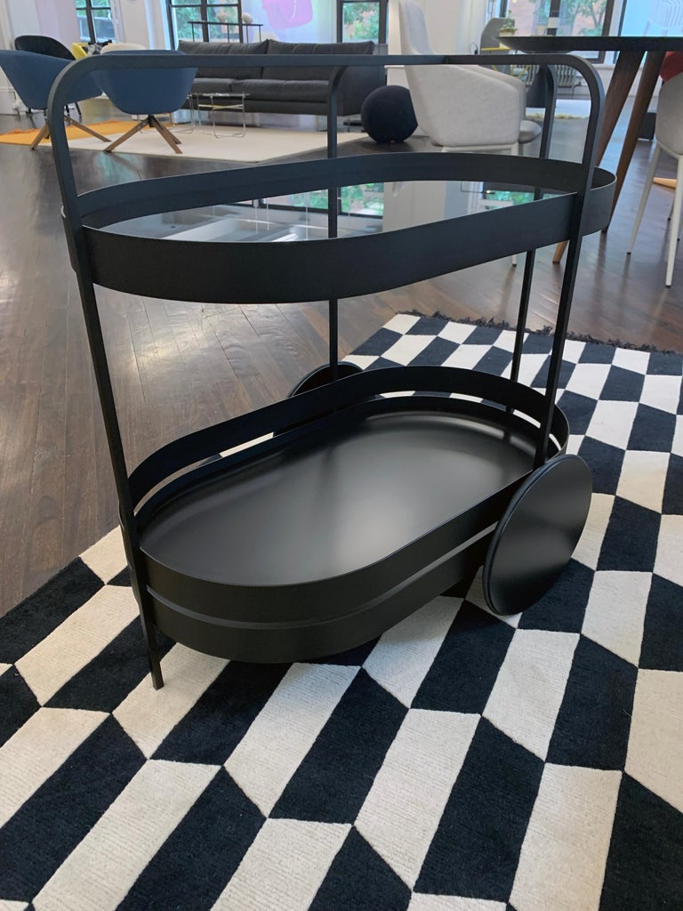 Schonbuch Black Grace Trolley For Sale 5