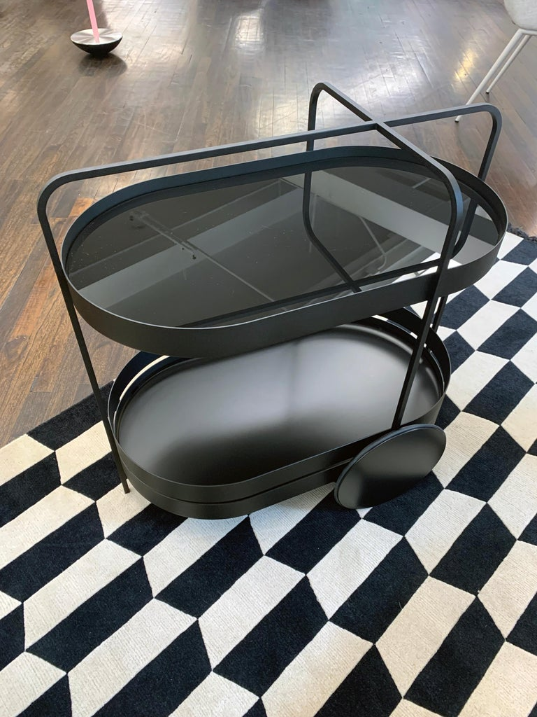 Schonbuch Black Grace Trolley For Sale 6