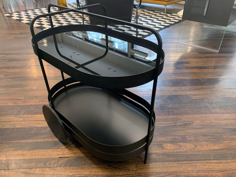 Schonbuch Black Grace Trolley For Sale 7