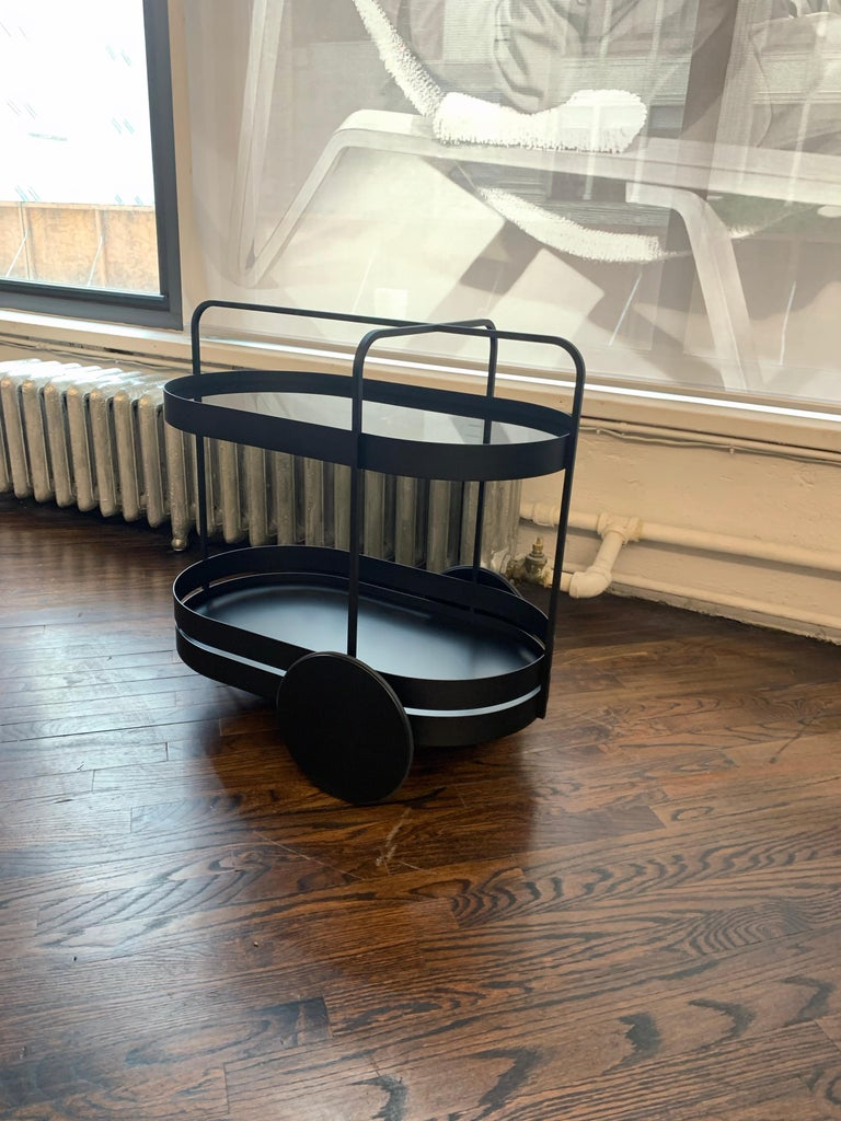 Schonbuch Black Grace Trolley For Sale 2