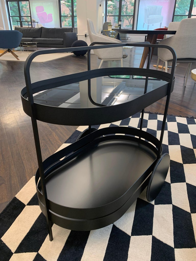 Schonbuch Black Grace Trolley For Sale 3