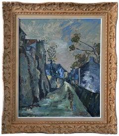 Paris, Montmartre, The Forgotten Street