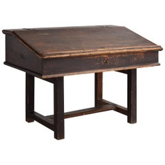 Schoolhouse Desk, Sweden, circa 1900