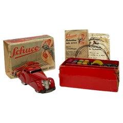 Schuco 3000 Wind-Up Toy, Telesteering Car, 1930s