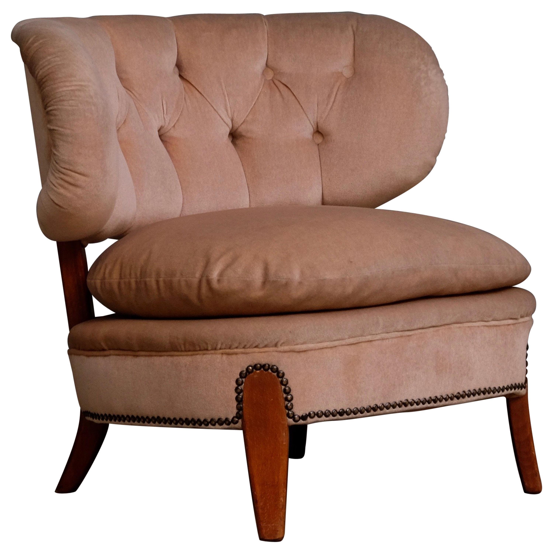 Schulz Chair by Otto Schulz, 1940s