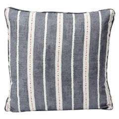 "Schumacher Amour 18"" Printed Linen Pillow"