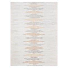 Schumacher Avesta Area Rug in Handwoven Wool, Patterson Flynn Martin