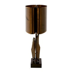 Schumacher Cythère Table Lamp by Chrystiane Charles for Maison Charles, c. 1970