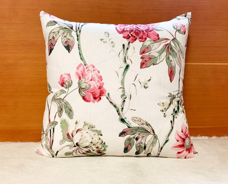 American Schumacher Daydream Pillow For Sale