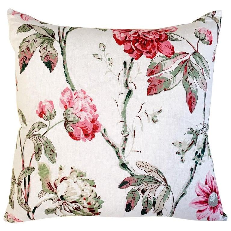 Schumacher Daydream Pillow For Sale