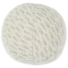 Schumacher Esmark Sphere Pillow in Dove