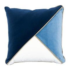 Schumacher Gainsborough Velvet Pillow