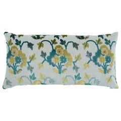 Schumacher Jennie Velvet Pillow